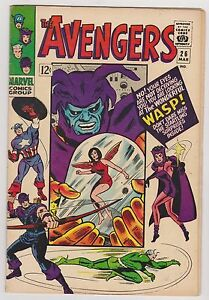 Avengers #26, Very Fine Condition