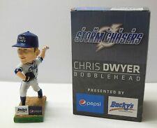 CHRIS DWYER Omaha Storm Chasers SGA 4/19/14 Bobblehead NEW Kansas City Royals