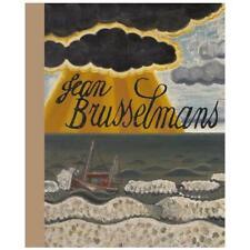 Jean Brusselmans by Jan Dibbets (contributor), Rudi Fuchs, Hans Janssen, Hild...