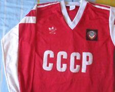 Shirt Trikot Camiseta Maglia CCCP URSS Russia Years 80 Adidas Long Sleeve XL