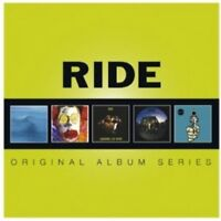 RIDE - ORIGINAL ALBUM SERIES 5 CD NEW!