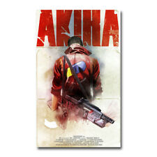 Akira Anime Hot Movie Art Silk Poster Canvas Print 12x18 24x36 inch