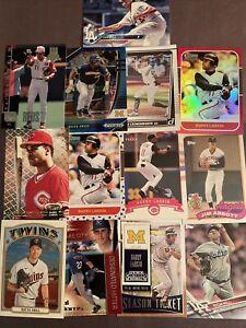 (100) Michigan Wolverines Baseball Card Lot- Rich Hill- Barry Larkin- Nwogu