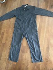 Vintage Lee Union-Alls Coveralls Blue Jumpsuit 48 R Mechanic Shop Vtg