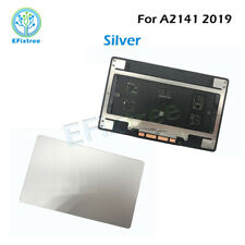 """New Silver Trackpad Touch pad For Macbook Pro Retina 16"""" A2141 EMC 3347 2019"""
