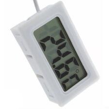 Digitale Interni LCD Termometro Casa Temperatura Ufficio Portatile fs