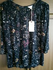 Fat Face Bella Wildflower Blouse size 8 NEW