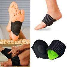 1 & 2 Pair.Relief Achy Pain Feet Cushioned Arch Supports Shock Absorber Foot