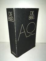 DIE BIBEL die Heilige Schrift des alten und neuen bundes HERDER-BÜCHEREI - CA62C