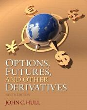 Options, Futures, and Other Derivatives Hardcover Textbook with Online Pass Code
