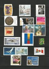 CANADA COLLECTION 2008-9      MNH