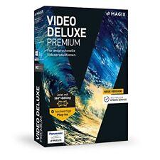 MAGIX Video Deluxe 2017 Premiun Neu&ovp