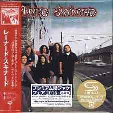 LYNYRD SKYNYRD-S/T-JAPAN MINI LP SHM-CD Ltd/Ed G00