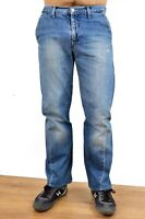 LEVIS VINTAGE 80s Engineered JEANS Denim Twisted BLUE W32 L29 Faded Wash Nice