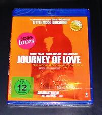 JOURNEY OF LOVE DAS wahre Abenteuer ist die Liebe Blu-ray Envío rápido NUEVO