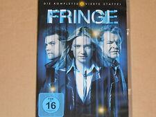 Fringe - Die komplette Vierte Staffel - DVD (Anna Torv, Joshua Jackson...)