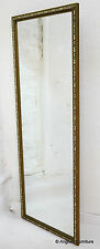 Tall Gilt Frame Mirror 106cm x 40cm FREE Nationwide Delivery