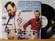 """12"""" Maxi - SAFRI DUO - Baya Baya (Future Breeze Club Mix) 8:43min - Urban 2001"""