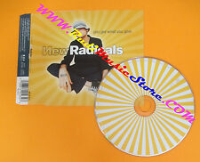 CD singolo New Radicals You Get What You Give MCD 49093 no lp mc vhs dvd(S17)