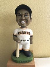"1999 WILLIE MAYS SAN FRANCISCO GIANTS SGA BOBBLEHEAD ""THE CHRONICLE"""