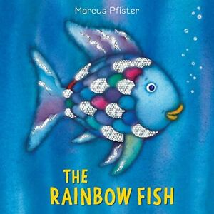The Rainbow Fish by Marcus Pfister Board book Book The Cheap Fast Free Post