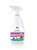 RSPCA Antiviral Antibacterial Kills Virus Surface Cleaner + 10% to RSPCA 500ml