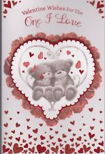 One I Love ~ Valentine Wishes For The One I Love ~ Valentine's Day Card