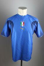 Italien Trikot 2006 Gr. S Jersey WM Home blau Italy maglia WM Puma Italia