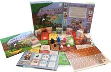 Paupers' Ladder board game (Fantasy RPG gateway game, new and unplayed)