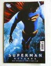 SUPERMAN RETURNS Der offizielle Comic zum Film