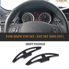 Kohlefaser Lenkrad Schaltwippen Schaltpaddel Für BMW E90 M3 E92 M3 08-11