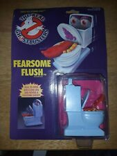 New ListingThe Real Ghost Busters Fearsome Flush Action Figure 1986 In Original Package