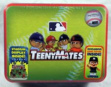 MLB TeenyMates Series 2 Pitchers Collectors Tin Set With Stadium Display