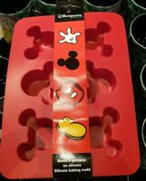 Moule gâteaux en silicone - Silicone baking mold MUFFINS MICKEY Disneyland Paris