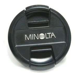 Minolta Genuine Original LF-1262 62mm Front Lens Cap Japan mm071
