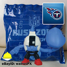 #12 TENNESSEE TITANS - NFL Rush Zone Rusher Nicktoons McDonalds Happy Meal Toy