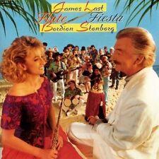 JAMES LAST & BERDIEN STENBERG - Flute Fiesta 11TR CD CLASSICAL RARE!