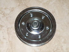 """Garage Door 4"""" Sheave Pulley - Extension Spring Pulley Wheel New!"""