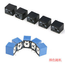 5Pcs Durable DC 12V Coil 10A 5 Pins Power Relay PCB Type SPDT For SRA-12VDC-CL
