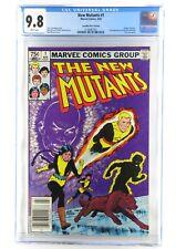 The New Mutants 1 1983 75¢ Variant CGC 9.8 WP 1st Print Highest Graded, Free S&H