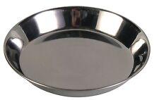 Asrtd Trixie Stainless Steel Cat Bowl With Plastic Coating tx536