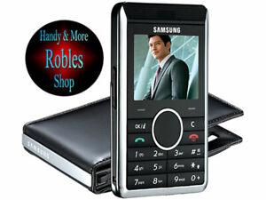 Samsung SGH-P310 Black (Ohne Simlock) 2MP 3Band Original NEU + used BaterieCover