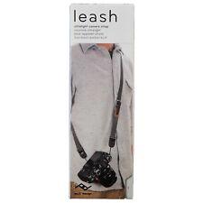 Peak Design Leash L-AS-3 Ultralight Quick-Connecting Camera Strap Ash NEW 2017