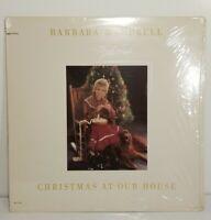 Barbara Mandrell Christmas At Our House Vinyl LP Album MCA-5519