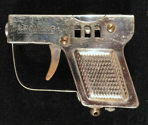 c.1950 BROWNING Arms Handgun Occupied Japan Novelty Lighter