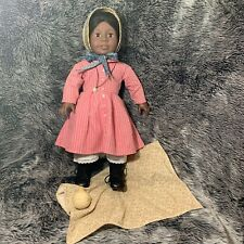 Retired Pleasant Company American Girl Addy Walker Doll and Meet Accessories