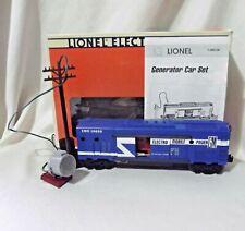 Lionel 6-19825 Electric Power Generator Car w/ Original Box