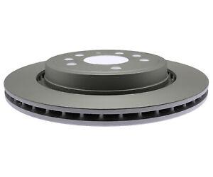 Disc Brake Rotor-Element3; Coated Rotor Rear Raybestos 980327FZN
