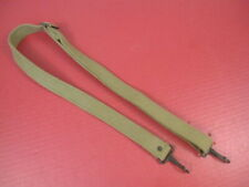 WWII US Army Medical Corps Combat Medic Bag - Cantle Ring Shoulder Strap - Khaki