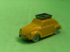 WIKING VW VOLKSWAGEN KAFER BEETLE VINTAGE - ROOF RACK - RARE SELTEN  GOOD COND.